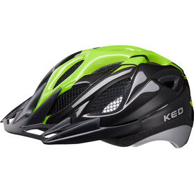 KED Tronus - Casque de vélo - vert/noir